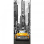 Ravensburger-15119 1000 Teile Panoramapuzzle - New York Taxi