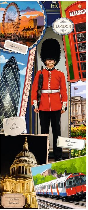Puzzle Ravensburger-15148 London Guardsman