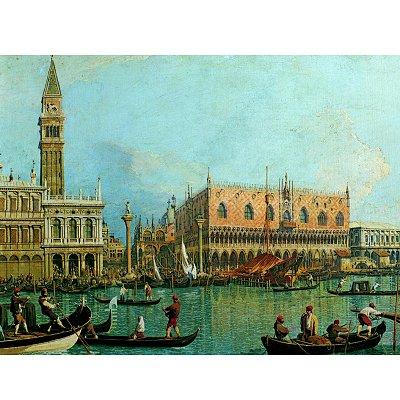 Puzzle Ravensburger-15402 Venedig