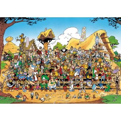 Puzzle Ravensburger-15434 Asterix Familienfoto