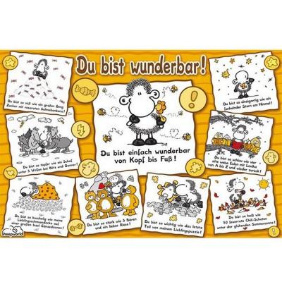 Puzzle Ravensburger-15494 Du bist wunderbar!