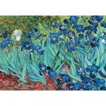 Puzzle  Ravensburger-15613 Van Gogh: Iris
