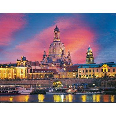 Puzzle Ravensburger-15836 Frauenkriche, Dresden