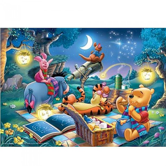 Winnie the Pooh: Oase des Friedens