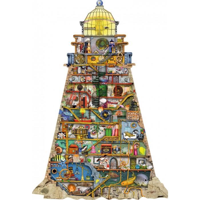Colin Thompson - Wunderschöner Leuchtturm