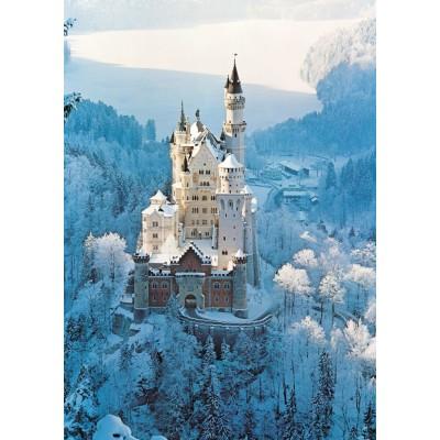 Puzzle Ravensburger-16219 Schloss Neuschwanstein