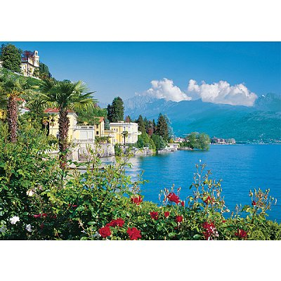 Puzzle Ravensburger-16253 Lago Maggiore