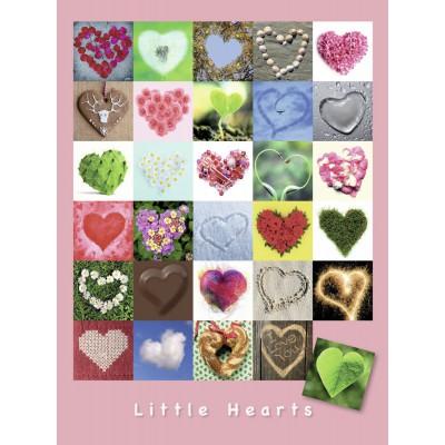 Puzzle Ravensburger-16294 Little Hearts