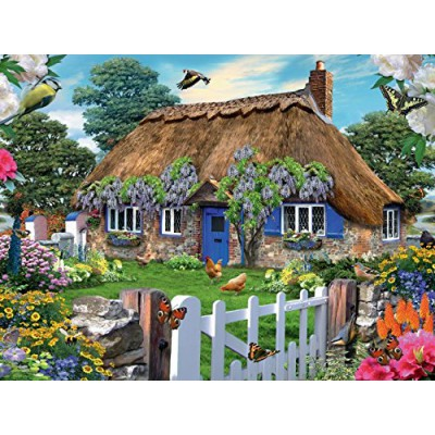 Puzzle Ravensburger-16297 Howard Robinson - Cottage in England