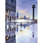 Puzzle  Ravensburger-16300 Romantisches Venedig