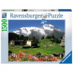Puzzle  Ravensburger-16344 Le Monal - Saint-Foy Tarentaise, Frankreich