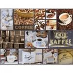 Puzzle  Ravensburger-16611 Kaffeepause