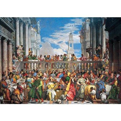 Puzzle Ravensburger-16653 Die Hochzeit von Kana