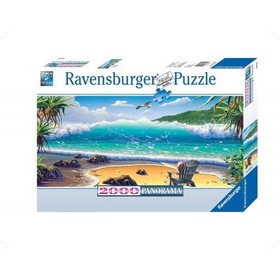 Puzzle Ravensburger-16700 Die Außenwelt