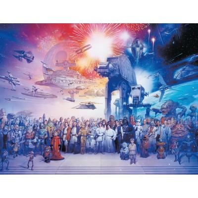 Puzzle Ravensburger-16701 Star Wars Universum