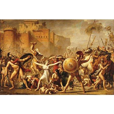 Puzzle Ravensburger-17031 Der Raub der Sabinerinnen