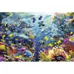Puzzle  Ravensburger-17067 Underwater Paradise