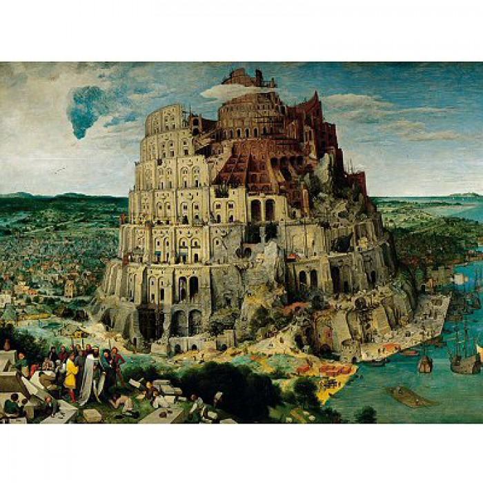 Brueghel: Der Turm zu Babel
