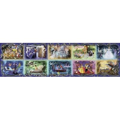 Ravensburger-17826 Das neue grösste Puzzle der Welt: Unvergessliche Disney Momente