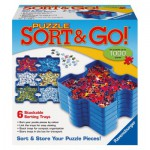 Ravensburger-17930 Puzzle Sort & Go!