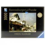 Puzzle  Ravensburger-19030 Ein Basar in Instanbul