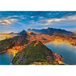 Puzzle  Ravensburger-19052 Guanabara Bay, Rio de Janeiro, Brasilien