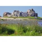 Puzzle  Ravensburger-19147 Haus in der Bretagne
