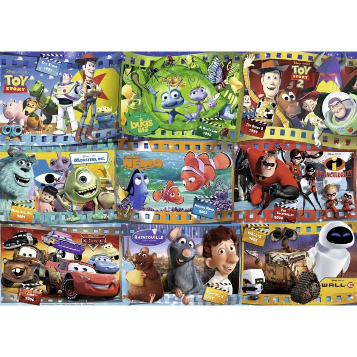 Disney-Pixar Movies