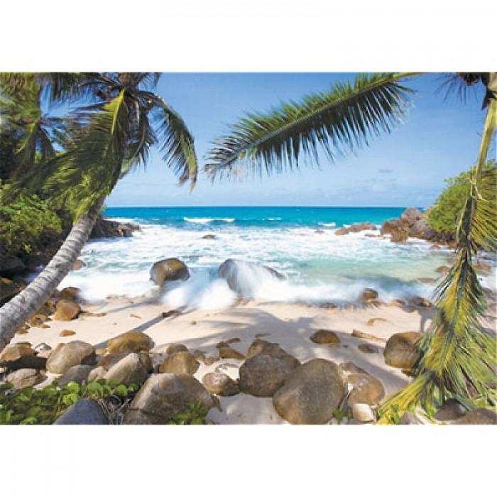 Seychellenstrand