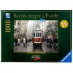 Puzzle  Ravensburger-19330 Verschneiter Tag