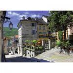 Puzzle  Ravensburger-19427 Im Piemont, Italien