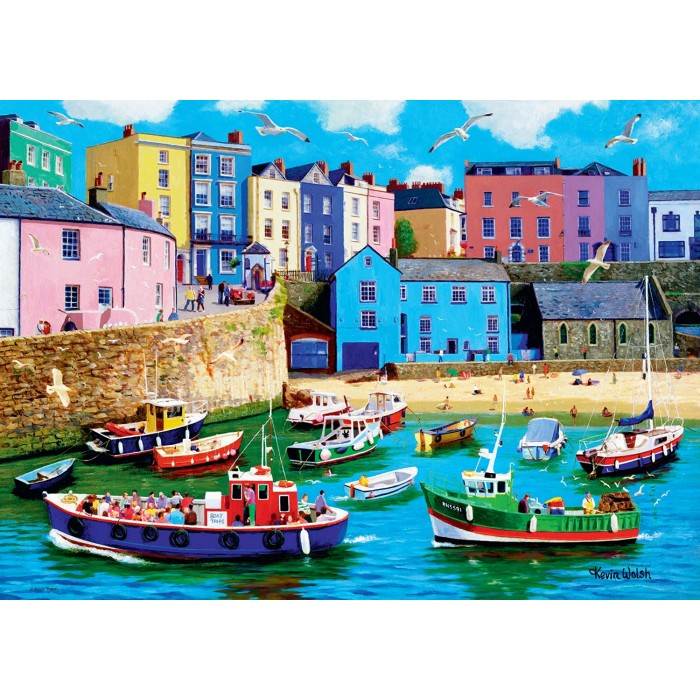 Kevin Walsh - Happy Days, Tenby