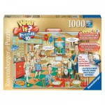 Ravensburger-19434 What If ? Puzzle Nr. 10 - The Birthday