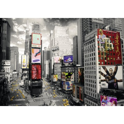Puzzle Ravensburger-19470 Times Square, New York