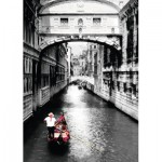 Puzzle  Ravensburger-19472 Venedig