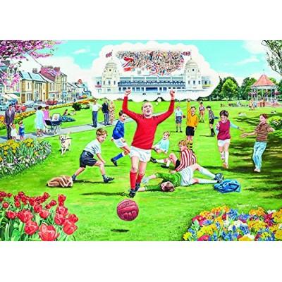 Puzzle Ravensburger-19495 Wembley Dreams