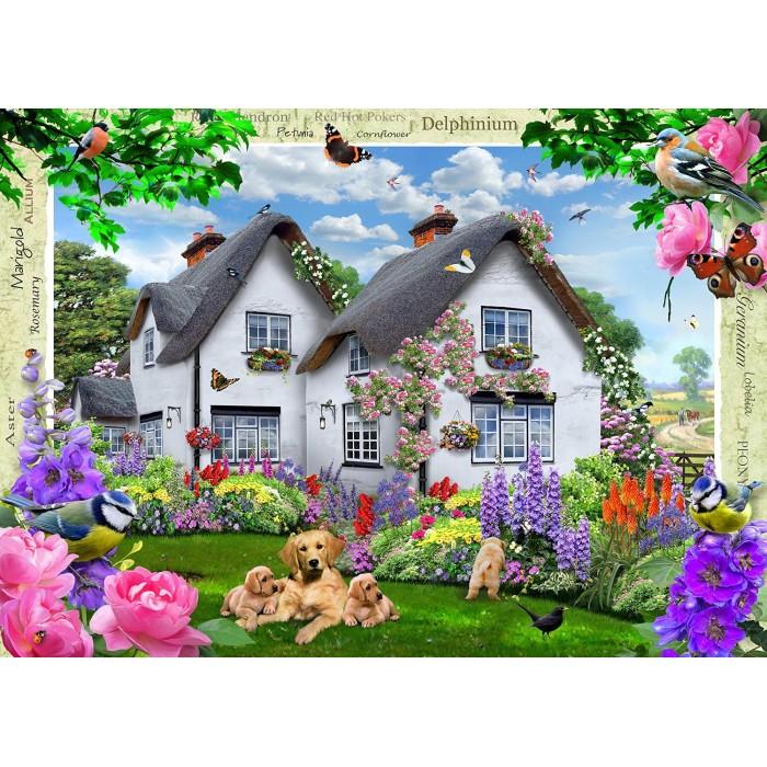 Delphinium Cottage