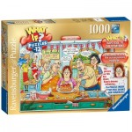Puzzle  Ravensburger-19513 What If ? No12 - The Cake Off