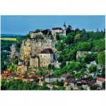 Puzzle  Ravensburger-19520 Mountainside Village