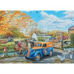 Puzzle  Ravensburger-19578 Farm Services