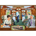 Puzzle  Ravensburger-19589 The Brighton Belle