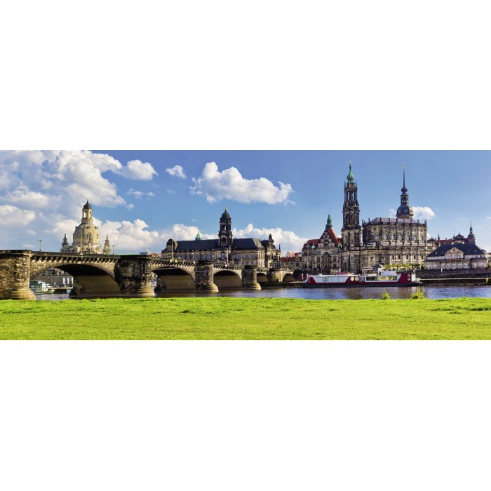 Dresden Canaletto Blick