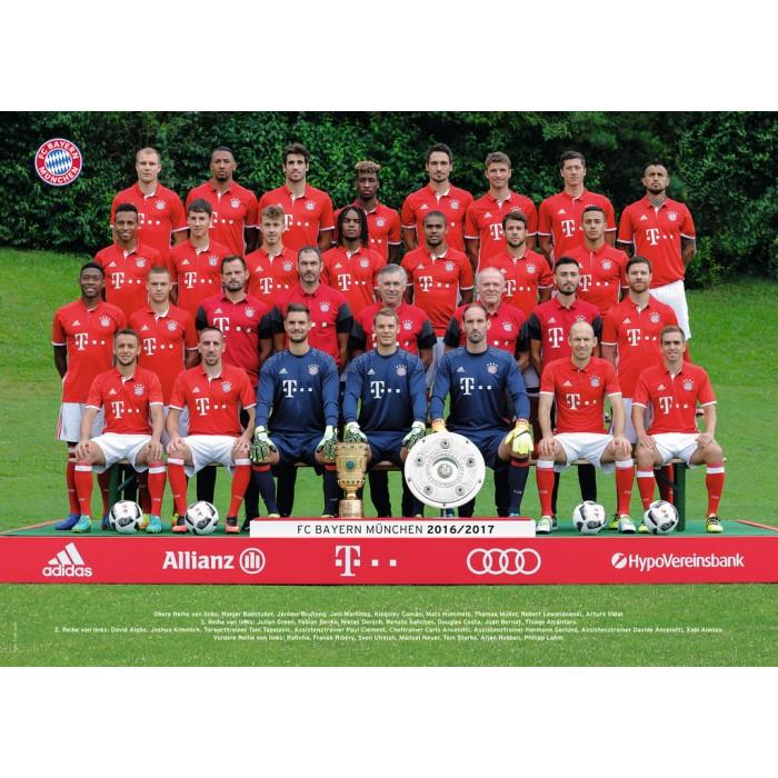 FC Bayern München Saison 16/17