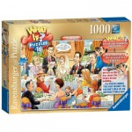 Ravensburger-19658 What If ? Puzzle Nr. 16 - The Wedding