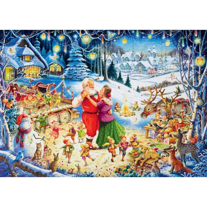 Santa's Weihnachts-Party