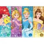 Puzzle  Ravensburger-19661 Disney Prinzessinnen: Träume