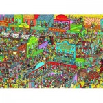 Puzzle  Ravensburger-19662 Wo ist Walter?