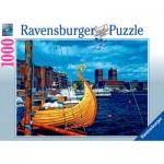 Puzzle  Ravensburger-19714 Oslo
