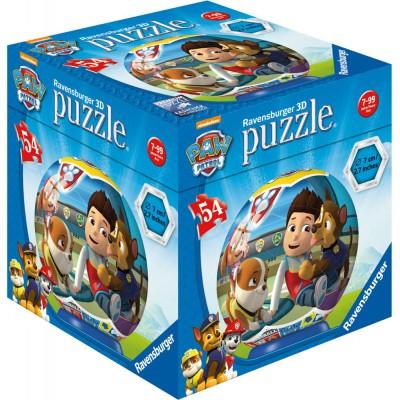 Ravensburger-72078-11917-02 3D Puzzle - Paw Patrol