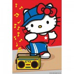 Puzzle  Ravensburger-72263-09451-1 Hello Kitty: Musik
